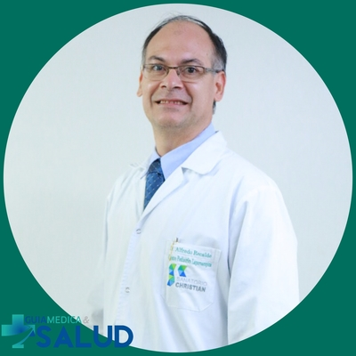 Dr. Alfredo  Recalde Fretes