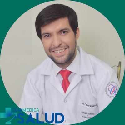 Dr. Cesar David Vera Cristaldo