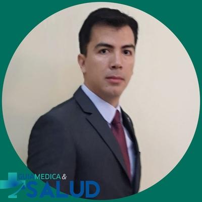 Dr. Alcides Javier  Delorme Godoy