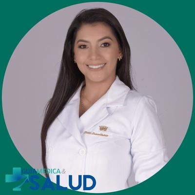 Dra. Liza Rossiane  Ortiz Gómez