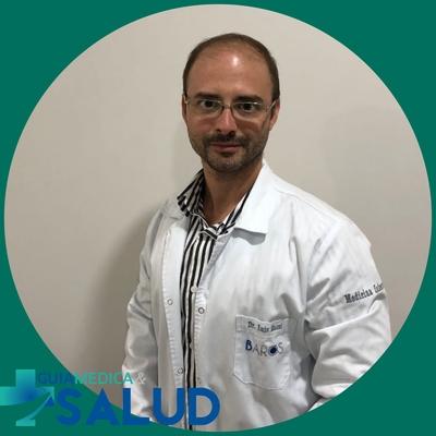 Dr. Luis Martín  Mussi Campos Cervera